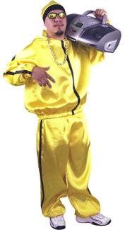 Rapper Costume