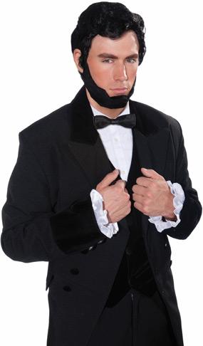 Abe Lincoln Wig & Beard