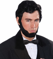 Abe Lincoln Wig & Beard