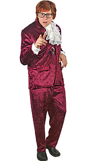 International Mystery Man Costume