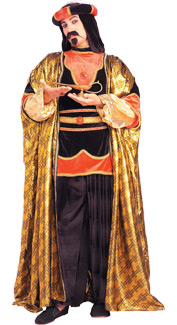 Royal Sultan Costume