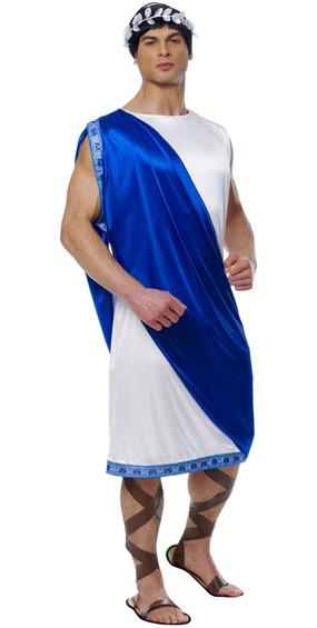 Greek Emperor Costume