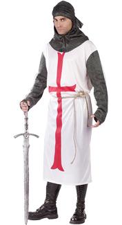 Templar Knight Costume