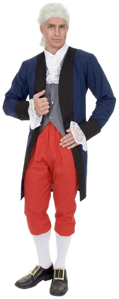 Ben Franklin Costume At Boston Costume