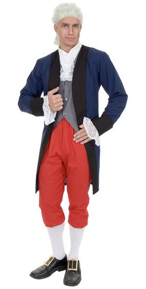Ben Franklin Costume