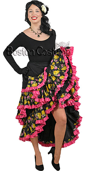 Rumba Dancer Costume