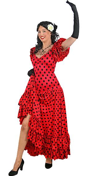 Ballroom Dancer Rental Costume
