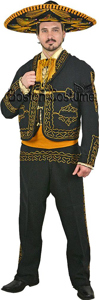 Charro Suit Costume At Boston Costume