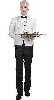 Waiter Costume