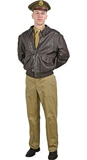 World War II Bomber Rental Costume