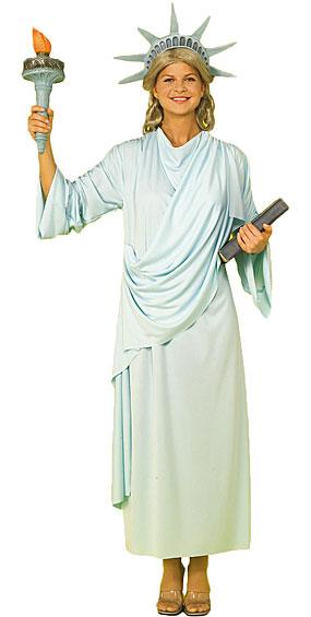 Miss Liberty Costume