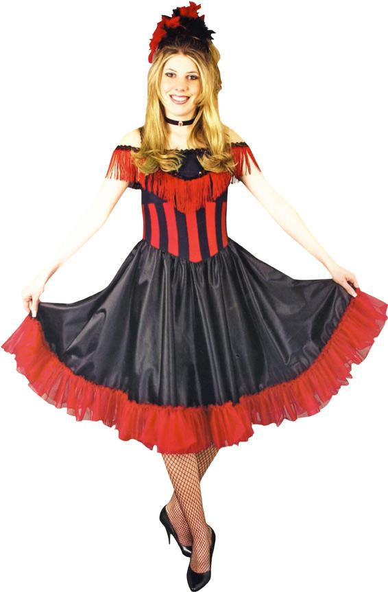 Saloon Girl Costume at Boston Costume
