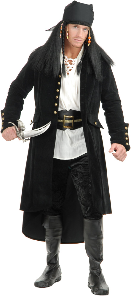 517c56b432f Treasure Island Pirate Costume at Boston Costume