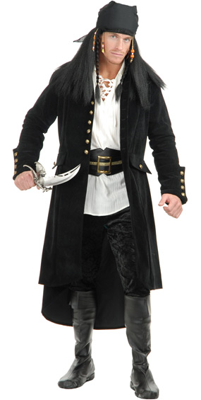 Treasure Island Pirate Costume