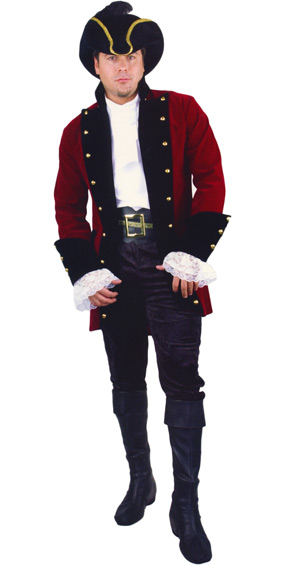 Pirate Prince Costume