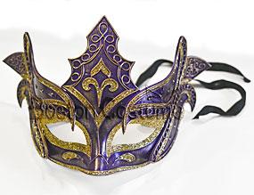 Carnival Prince Mask