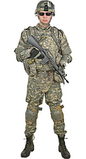 Deluxe U.S. Army Combat Soldier Rental Costume  sc 1 st  Boston Costume & United States Military Costumes at Boston Costume