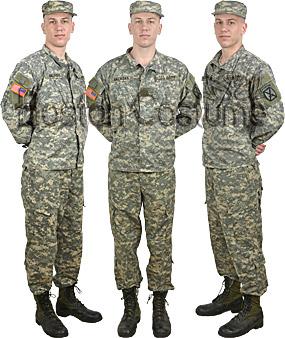 b27487512b5 U.S. Army ACU Soldier Costume at Boston Costume