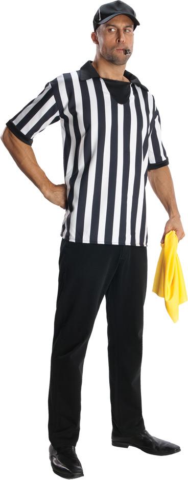 Referee Costume  sc 1 st  Boston Costume & Referee Costume at Boston Costume
