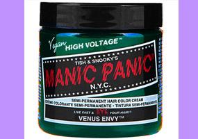 Manic Panic Venus Envy Hair Dye