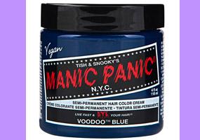 Manic Panic Voodoo Blue Hair Dye
