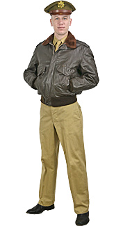 World War II Bomber Rental Costume
