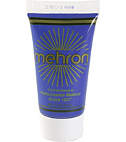 Fantasy F/X Liquid Makeup in Blue by Mehron
