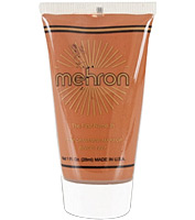 Fantasy F/X Liquid Makeup in Creole Brown by Mehron