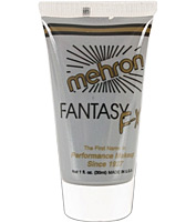 Fantasy F/X Liquid Makeup in Monster Grey by Mehron