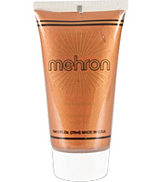 Fantasy F/X Liquid Makeup in Bronze by Mehron