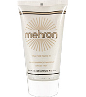 Fantasy F/X Liquid Makeup in Silver by Mehron