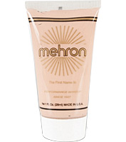 Fantasy F/X Liquid Makeup in Soft Beige/Lt. Flesh by Mehron