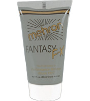 Fantasy F/X Liquid Makeup in Zombie Flesh by Mehron