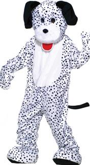 Dalmatian Mascot Costume