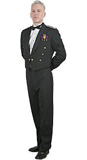 U S  Air Force Mess Dress at Boston Costume