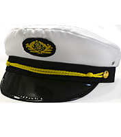 Captain/Yacht Cap