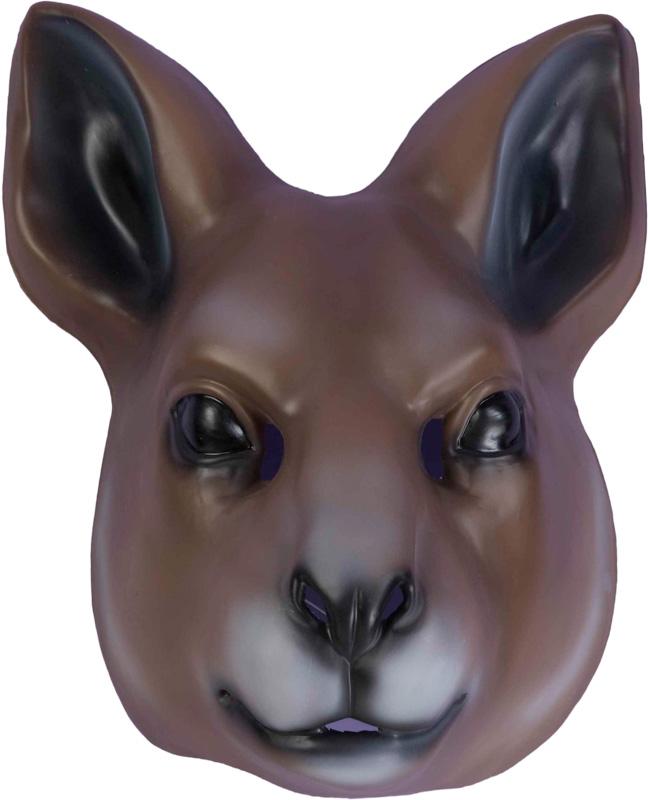 Kangaroo Colouring Page 2