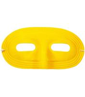 Yellow Domino Mask