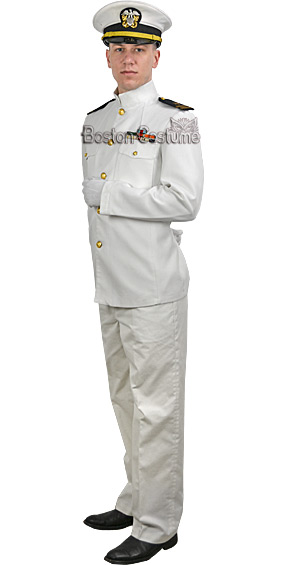 U.S. Navy Service Dress Uniform