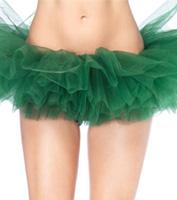 Organza Green Tutu