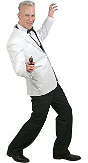 Super Spy Costume