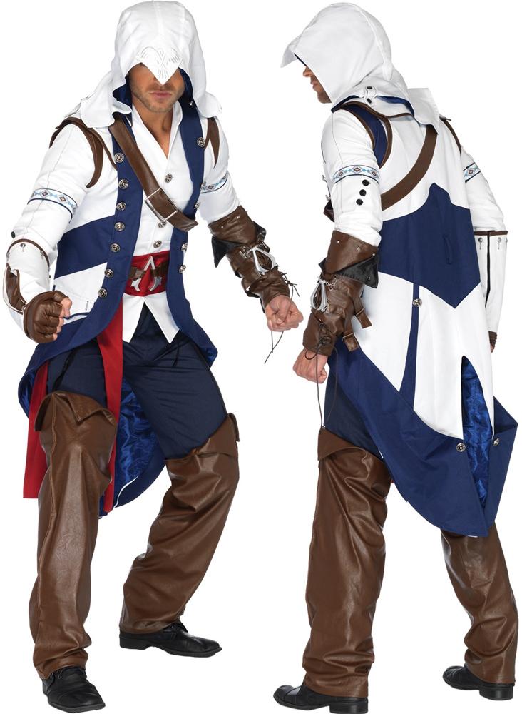 Assassin S Creed Connor Costume At Boston Costume