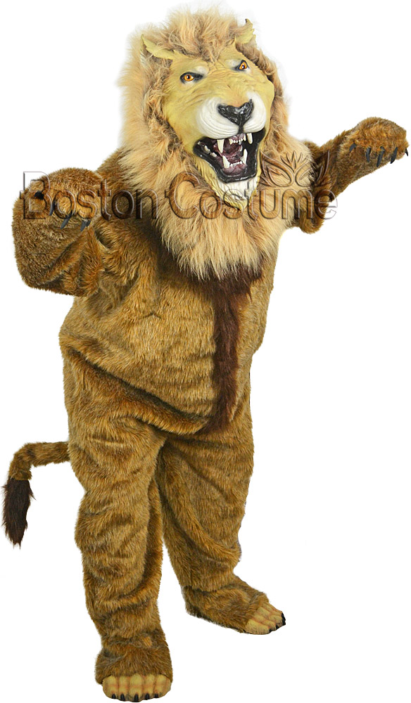 deluxe lion costume at boston costume
