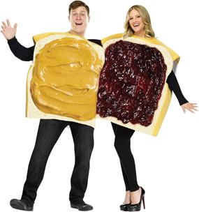 Peanut Butter Costume