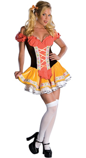 Swiss Sweetie Costume