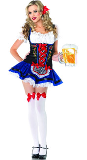 Flirty Fraulein Costume