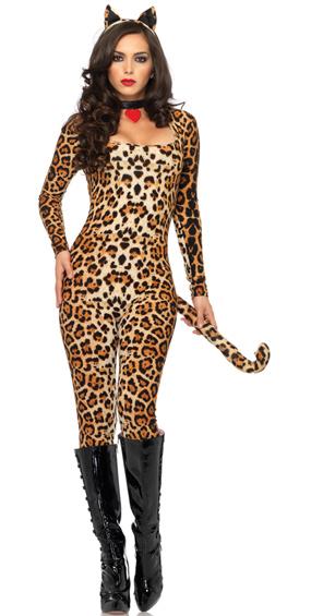 Cougar Costume