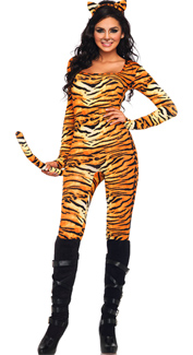 Tigress Costume