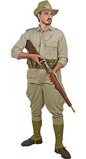 Safari Man Costume