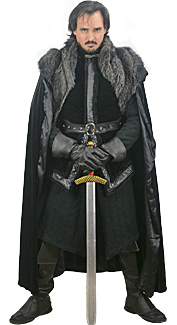 Early Gothic Warrior costume